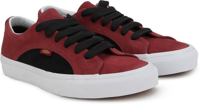 66184ea7fcd2 Vans Lampin Sneakers For Men - Buy (Oversized Lace) cabernet black ...