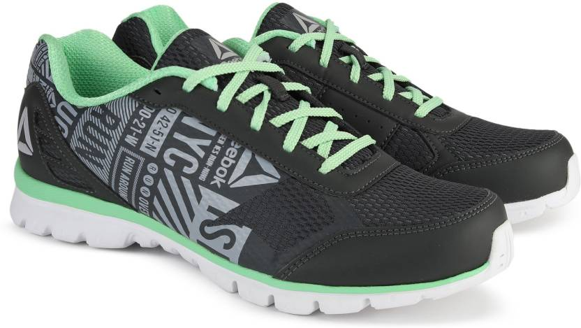 d64d774d976 REEBOK RUN VOYAGER XTREME Running Shoes For Women - Buy Grey Color ...