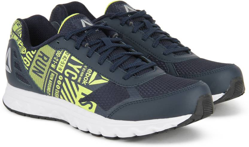 491ab9b3f93a REEBOK RUN VOYAGER XTREME Running Shoes For Men - Buy NAVY HIGH VIS ...