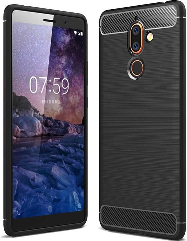 timeless design a066a e0bec Golden Sand Back Cover for Nokia 7 Plus, Nokia 7+, Nokia 7 Plus