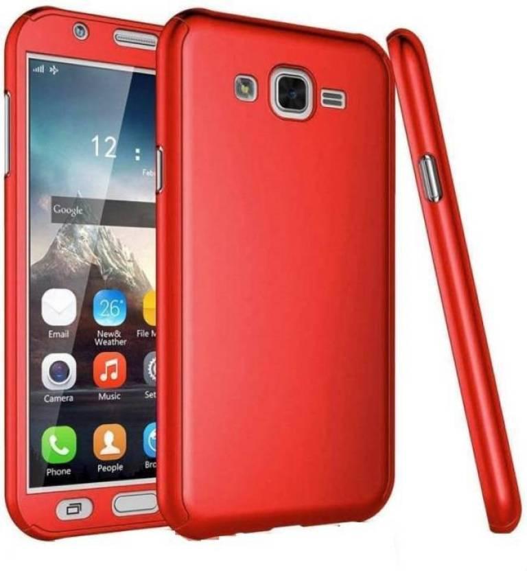 best website 3ba19 95e99 HRV Front & Back Case for Samsung Galaxy J7 Nxt 360 Degree Full Body ...