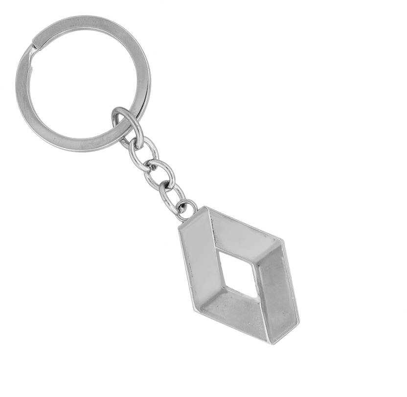 69903d2f9a DzineTrendz Stainless steel, Renault keyring keychain Car, Duster, Kwid Key  Chain Price in India - Buy DzineTrendz Stainless steel, Renault keyring  keychain ...
