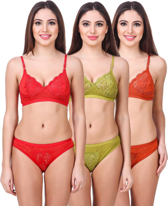 724cd26b9e In Beauty Lingerie Set - Buy In Beauty Lingerie Set Online at Best Prices  in India