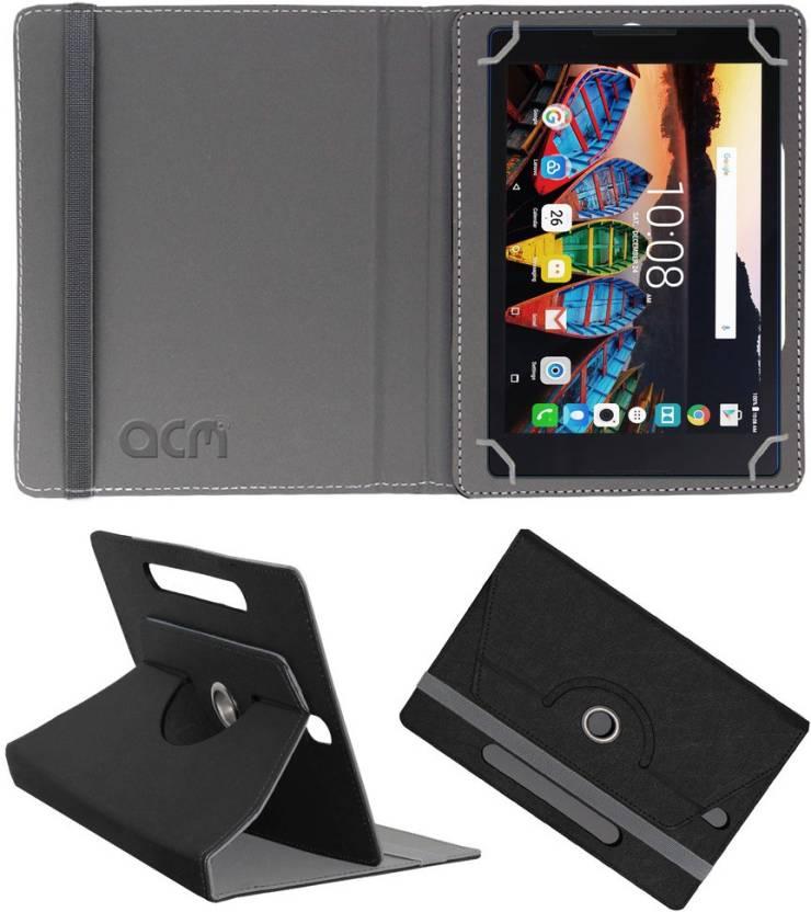 ACM Book Cover for Lenovo Tab 3 8 inch Black