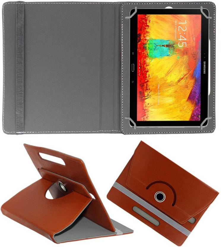 ACM Book Cover for Samsung Galaxy Note 10.1 P6010 Brown