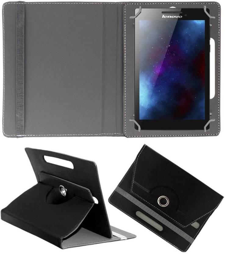 ACM Book Cover for Lenovo Tab 2 A7 10 A710 Black