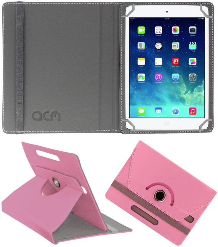 ACM Book Cover for Apple Ipad Mini 2 Pink