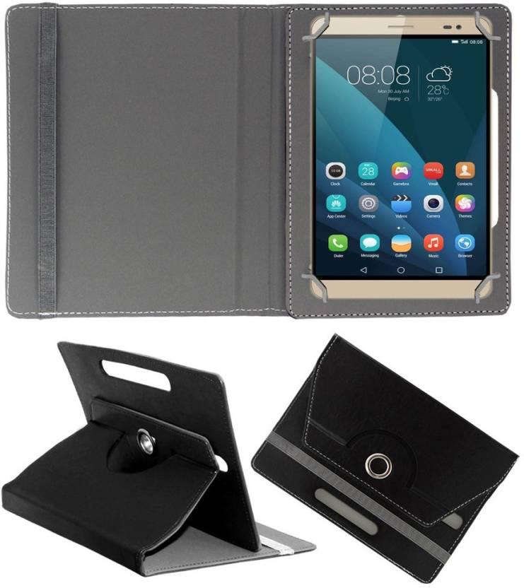 ACM Book Cover for Huawei Mediapad M2 Black ACM Plain Cases   Covers
