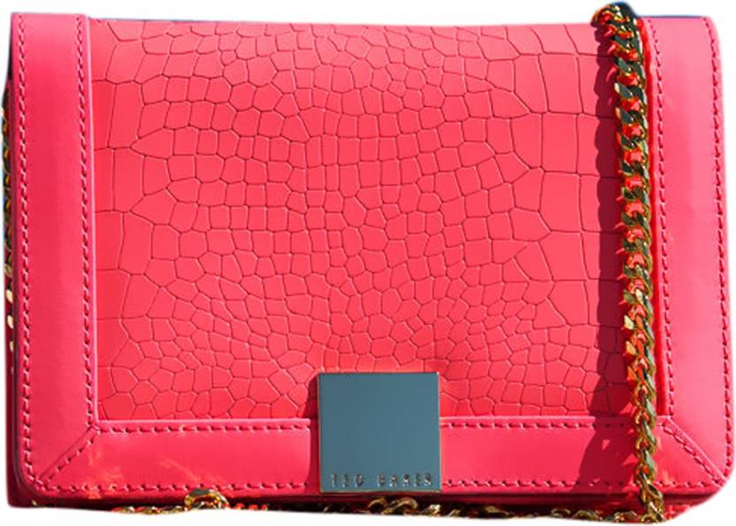 521e85099 Buy Ted Baker Sling Bag Bright Pink Online   Best Price in India ...