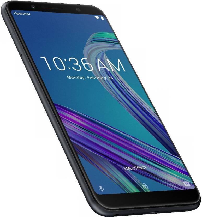 Asus Zenfone Max Pro M1 (Black, 64 GB)