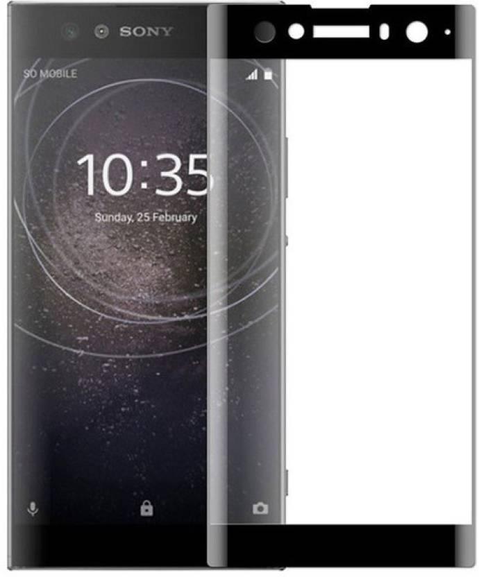 PRIME RETAIL Edge To Edge Tempered Glass for Sony Xperia XA2