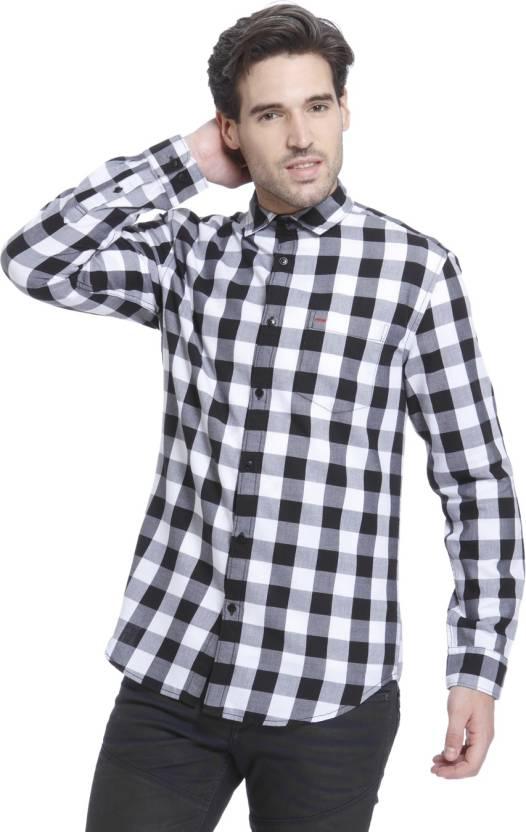 4286980b119 Jack   Jones Men s Printed Casual Shirt - Buy Jack   Jones Men s ...