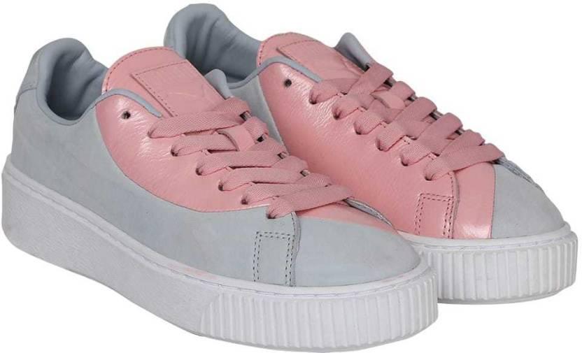 c1d8a60b84363e Puma Basket Platform Val Wn s FM Sneakers For Women - Buy Puma ...