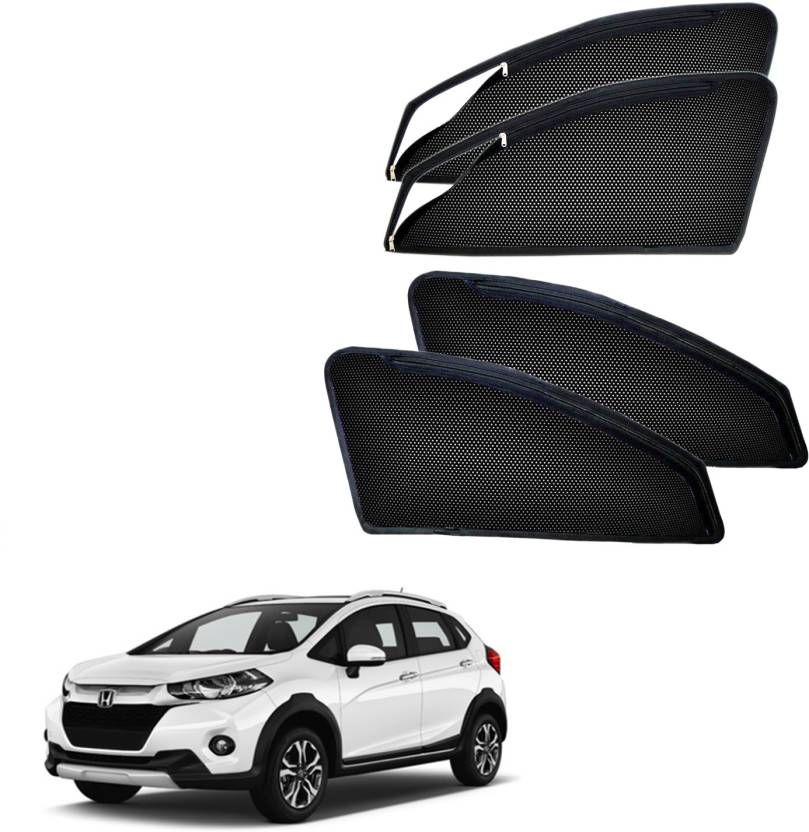 Squarestudio Side Window Sun Shade For Honda Wrv Price In India