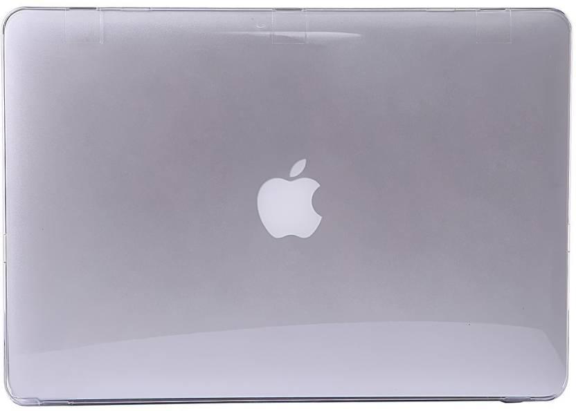 timeless design e9bb7 9fe1e Saco Front & Back Case for Apple Mac Book Laptops - Saco : Flipkart.com