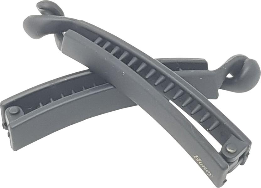 10 cm Curved Plastic Banana Hair clip Hair grip Hair Claw smaller size