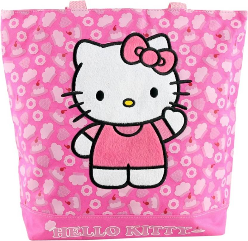 7c29ca0fdc4 Buy Hello Kitty Tote Pink Online   Best Price in India   Flipkart.com