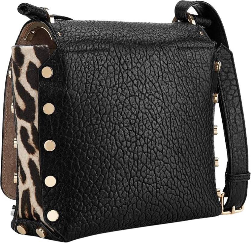 55eeb2fd40c Buy Jimmy Choo Messenger Bag Black Online @ Best Price in India ...
