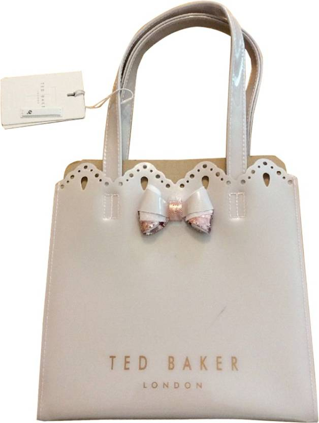 ffbeae618390a9 Buy Ted Baker Tote White Online   Best Price in India