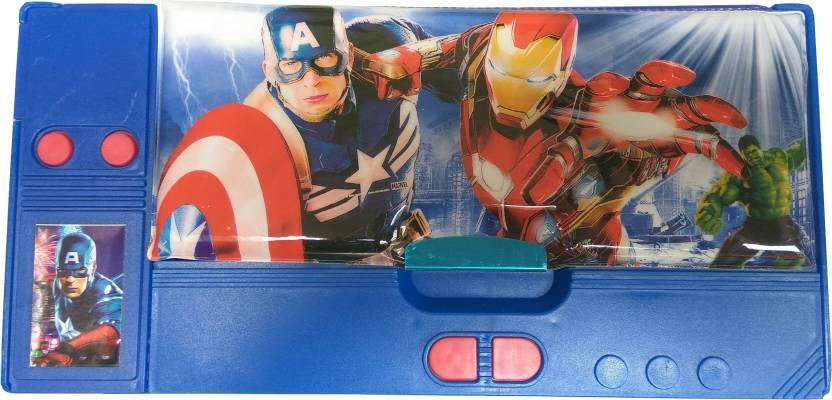 Flipkart com | Shreejee Jumbo Calculaor Captain America Art