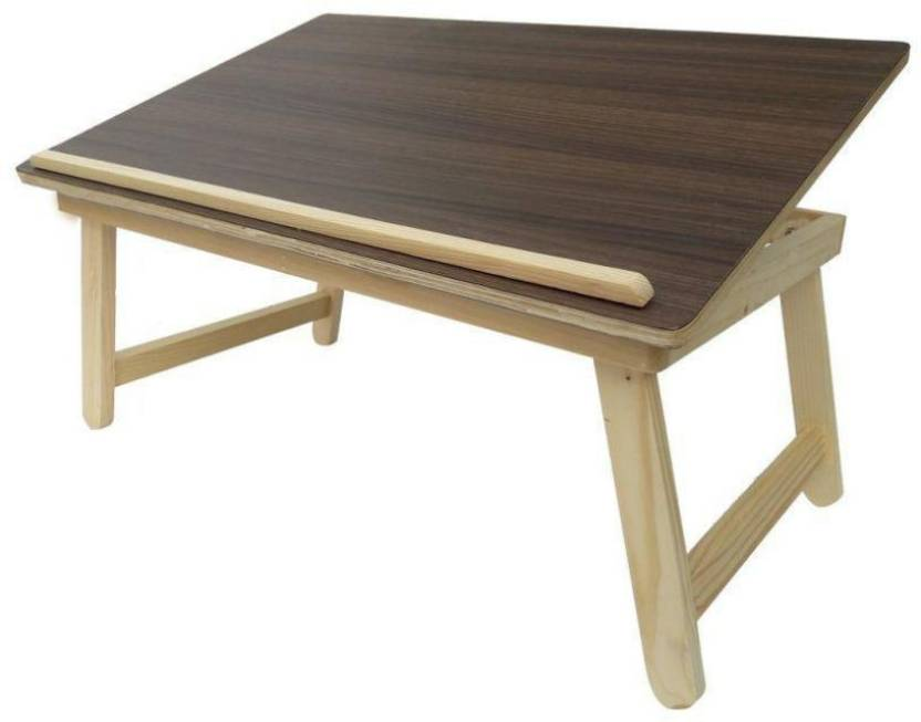 Ibs Table Mate Bed Tray Foldable Wooden And Ventilated For Study Reading Eating