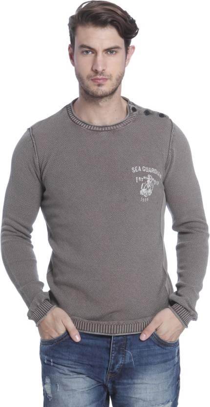picked up half off wholesale Jack & Jones Full Sleeve Solid Men's Sweatshirt