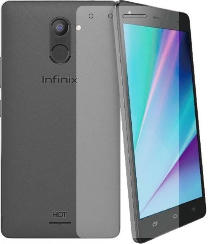 iCopertina Tempered Glass Guard for Infinix Hot 4 Pro