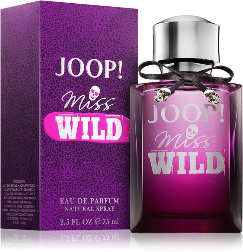 100% hohe Qualität UK-Shop Größe 7 Buy Joop Homme Miss Wild 75ml Eau De Parfum Spray for Women ...