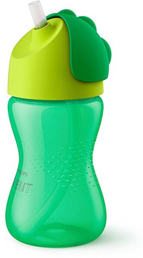 Philips Avent Bendy Straw Cup Green - 300 ml (Green)
