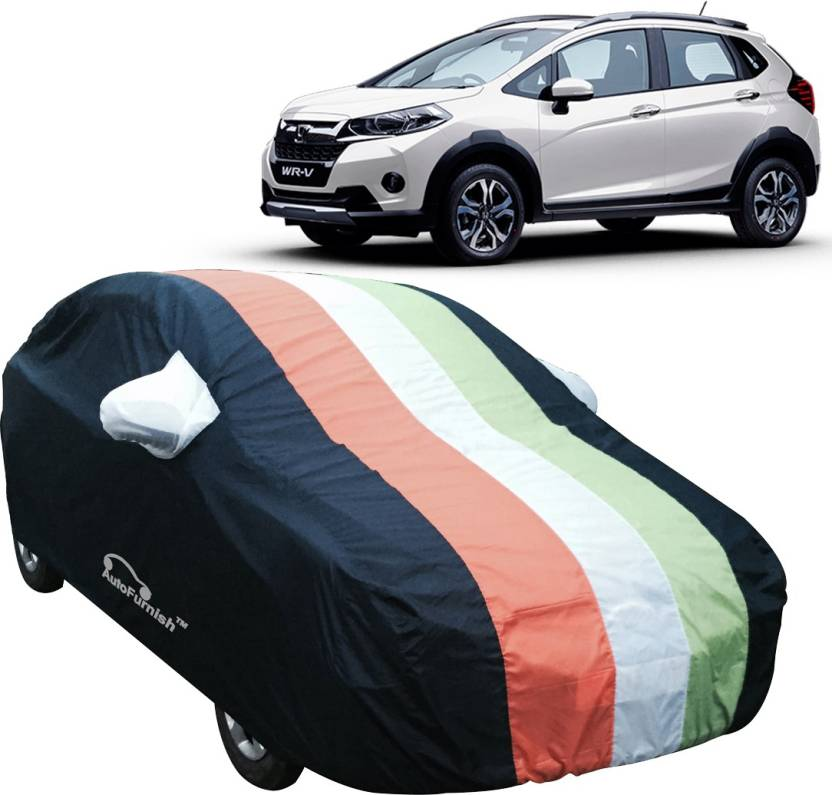 Autofurnish Car Cover For Honda Wrv With Mirror Pockets Price In