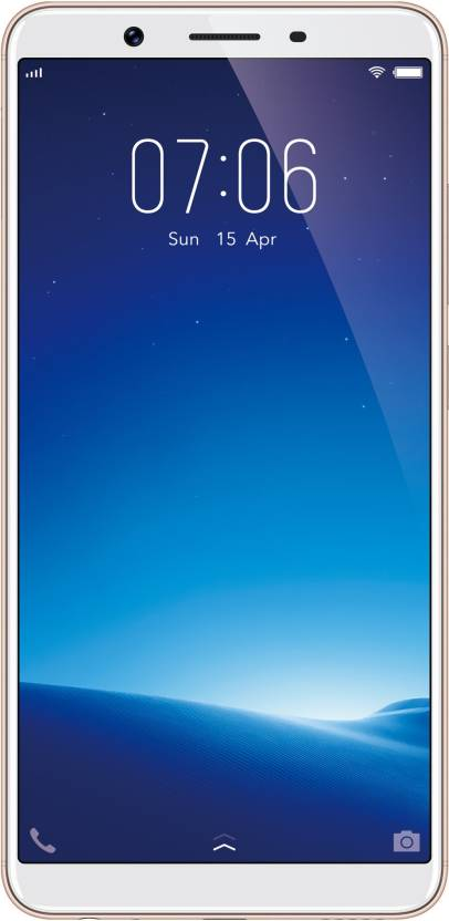 Vivo Y71 (Gold, 32 GB)(4 GB RAM)