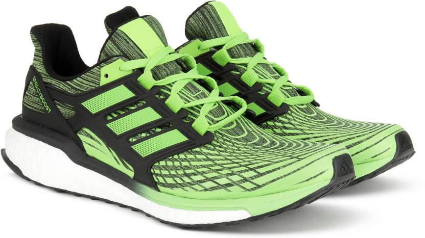Adidas Energy Boost M Running Shoes For Men Buy Sslime Sslime