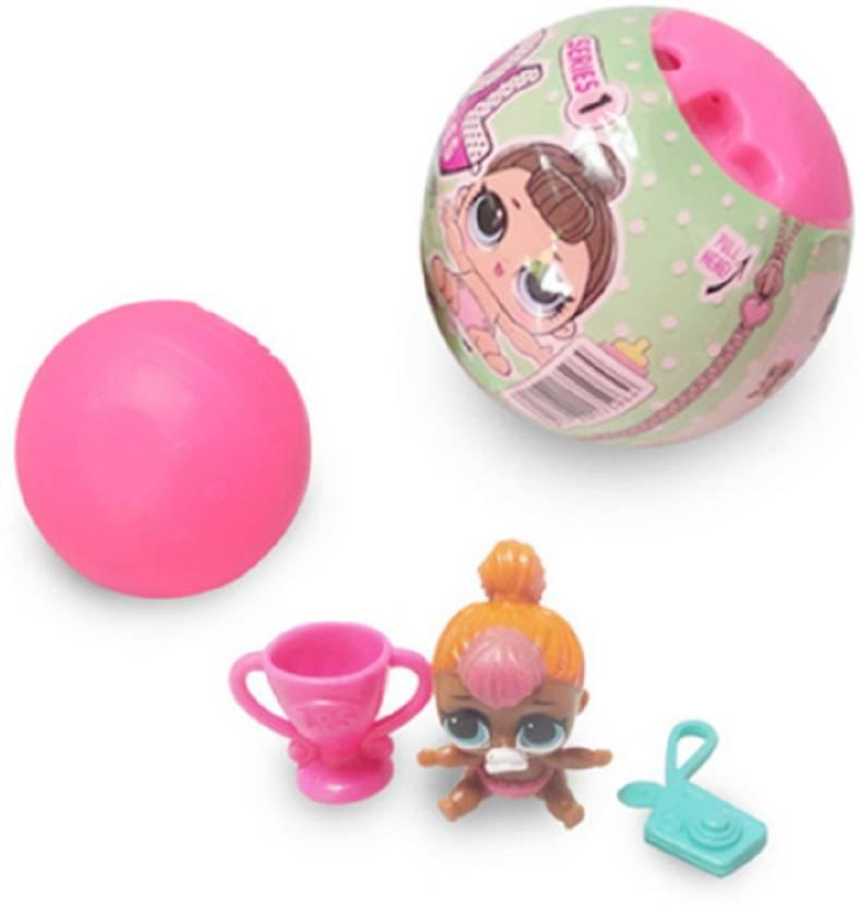 Ancientkart L O L Big Surprise Inside Egg Toy 1 Piece L O L Big