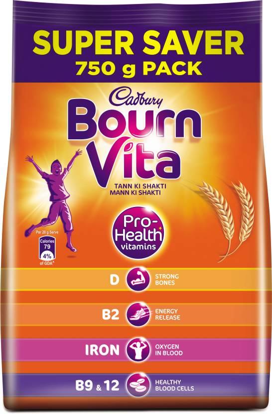 Cadbury Bournvita Pro Health Vitamins 750 g