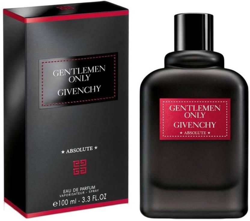 Buy Givenchy Only Gentlemen Absolute Eau De Parfum 100 Ml Online