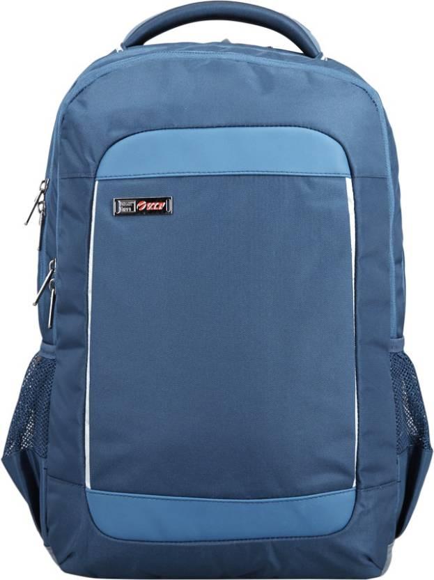 113a7dddc4a6 VIP RADIAN LAPTOP BACKPACK 03 PRUSSIAN BLUE 27 L Laptop Backpack (Blue)