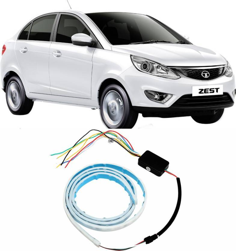 Fabtec Car Trunk Light For Tata Zest Car Fancy Lights Price In India