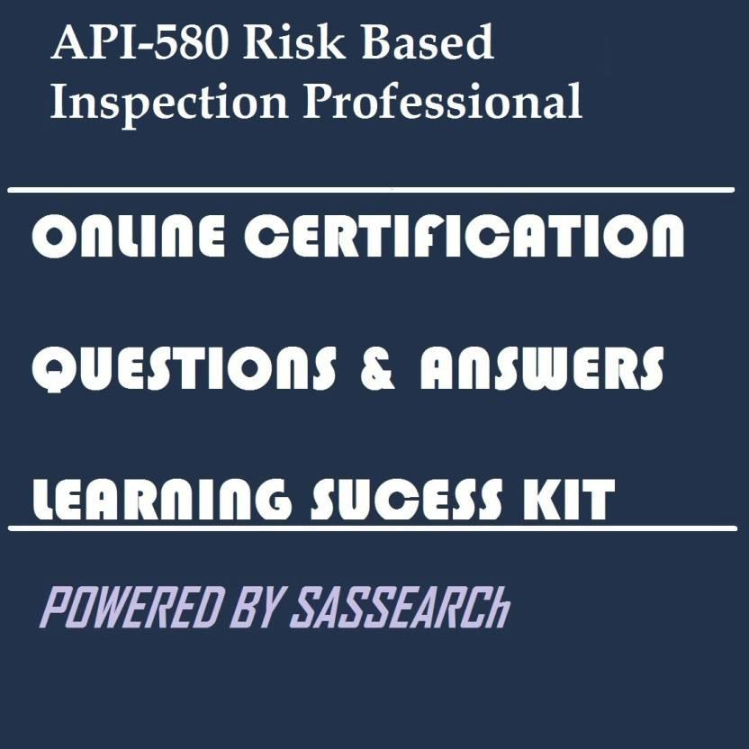 SAPSMART API-571 Corrosion and Materials Professional Online