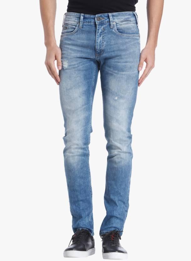44020bffffe0 Jack & Jones Slim Men's Blue Jeans