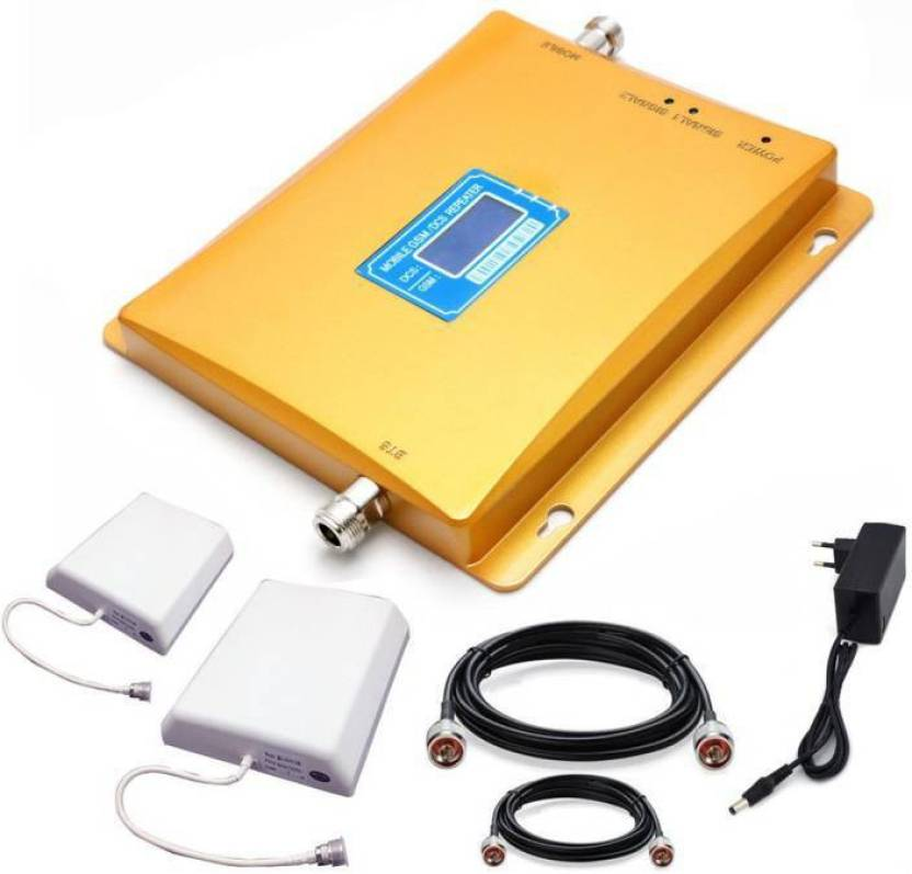 SEONTEL Dual Band GSM 900/1800 MHz 2G+4GMobile Signal