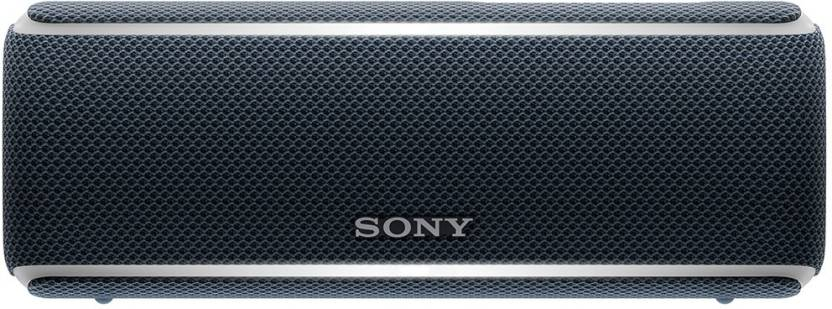 Sony SRS-XB21 Waterproof Bluetooth Speaker with Party Lights