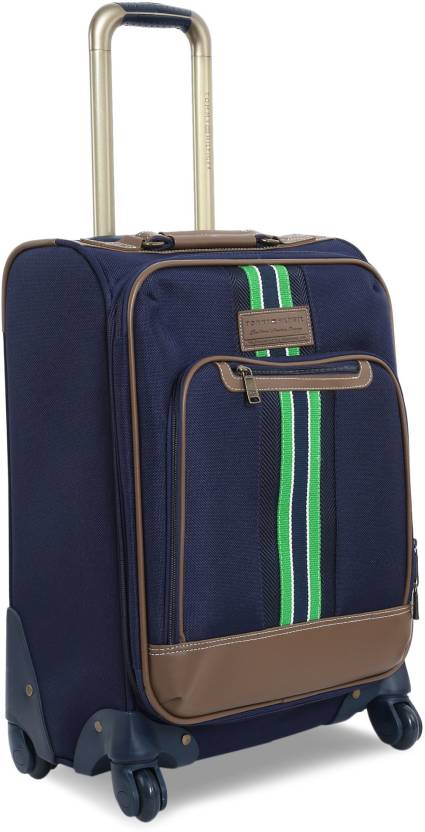 f09de832824 Tommy Hilfiger SANTA MONICA Expandable Check-in Luggage - 24 inch (Blue)