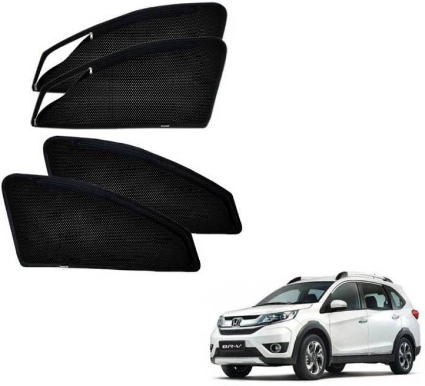 Autotrends Side Window Sun Shade For Honda Wrv Price In India Buy