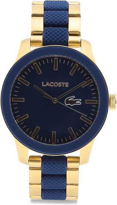 Lacoste 2010939 LACOSTE.12.12 Watch - For Men - Buy Lacoste 2010939 LACOSTE.12.12  Watch - For Men 2010939 Online at Best Prices in India  db4a631d03