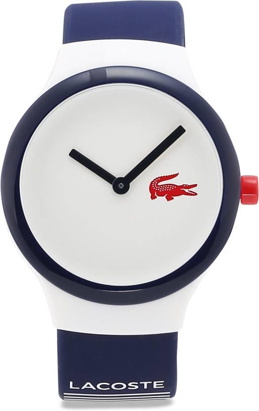 Lacoste 2020122 GOA NEW Watch - For Men   Women - Buy Lacoste 2020122 GOA  NEW Watch - For Men   Women 2020122 Online at Best Prices in India  152b7a3ac6