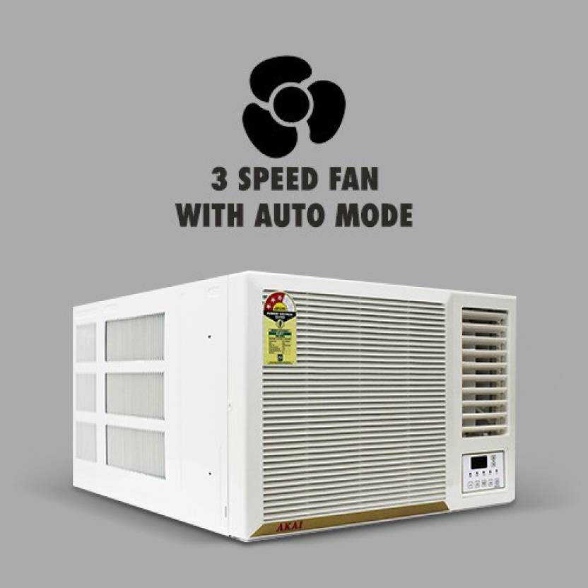 low cost 58cc0 3de21 akai 1.5 Tons Window AC - white (AKW-183CE)
