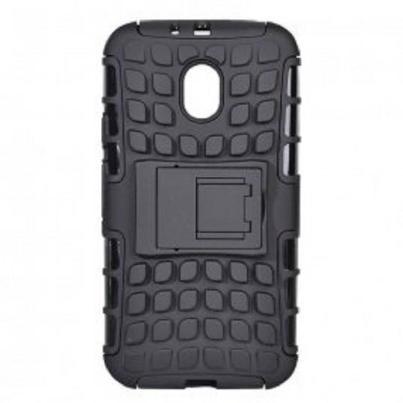 new style 30156 37ecb Premsons Back Cover for Moto G3 Tire Pattern Rubber Case Black ...