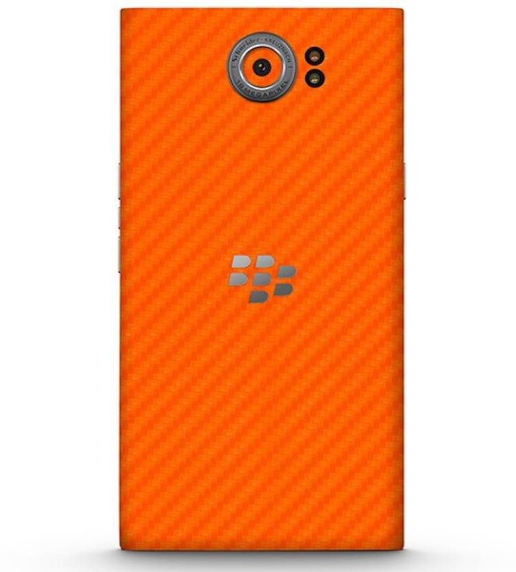 Crystal Coat Back Skin/Sticker Back Only - Orange Matte