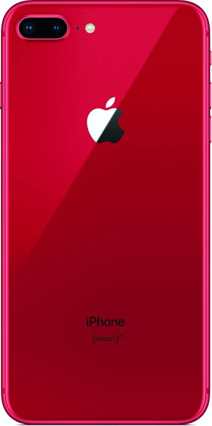 Apple iPhone 8 Plus (PRODUCT)RED (Red, 256 GB)