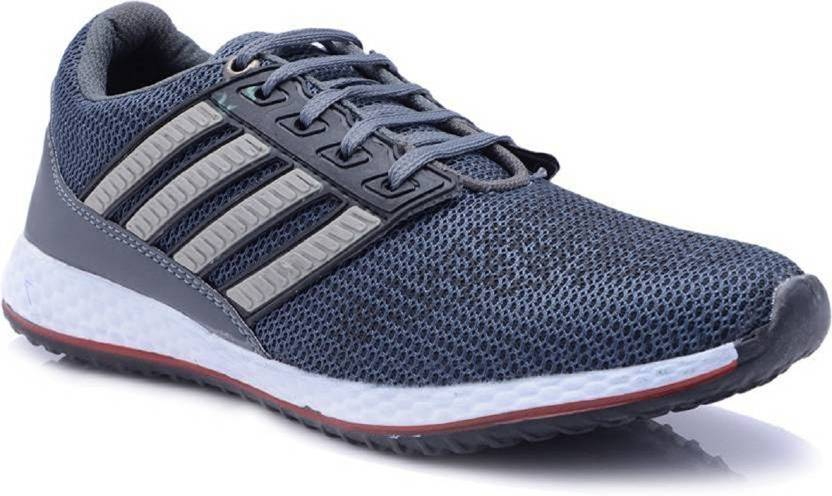 8dab472bc7 Aadi Aadi Men's Grey Mesh Running Sport Shoes Training & Gym Shoes For Men  (Grey)